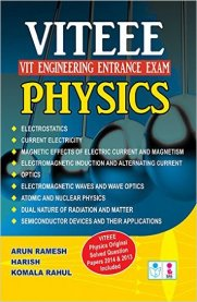 Physics VIT Engineering Entrance Exam Book