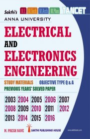 TANCET ME Electrical & Electronics Engineering