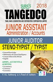 TANGEDCO TNEB Junior Assistant [Administration/Accounts] & Junior Auditor