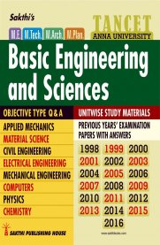 TANCET ME Basic Engineering and Sciences