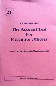 The Account Test for Executive Officers