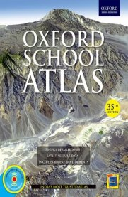Oxford School Atlas [35th Edition]