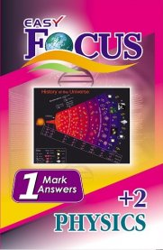 12th Standard Focus Physics 1 Mark Q&A