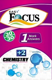 12th Standard Focus Chemistry 1 Mark Q&A