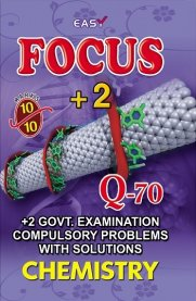 12th Standard Focus Chemistry Q-70 Compulsory Problems with Solutions