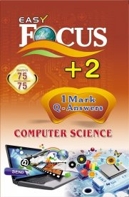 12th Standard Focus Computer Science 1 Mark Q&A