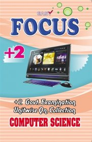 12th Standard Focus Computer Science Govt. Exam Unitwise Question Collection