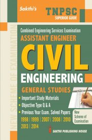 TNPSC Assistant Engineer Civil Engineering Exam Book