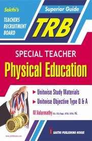 TRB Special Teacher Physical Education