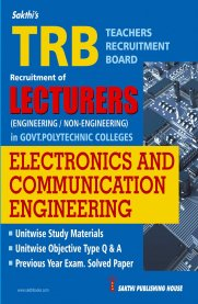 TRB Lecturers Electronics And Communication Engineering (ECE) [Govt. polytechnic colleges]