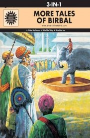 More Tales of Birbal: 3-in-1 [Amar Chitra Katha]