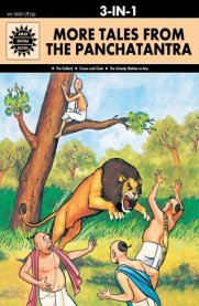 More Tales from the Panchatantra: 3-in-1 [Amar Chitra Katha]
