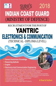 Indian Coast Guard Yantric Electronics and Communication [Diploma Level] Exam Guide