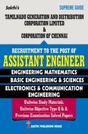 TANGEDCO TNEB Assistant Engineer ECE [Electronics & Communication Engineering]
