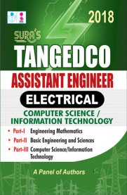 TNEB Tangedco Assistant Engineer [Computer Science & Information Technology] Exam Book