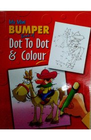 My Mini Bumper Book Of Dot To Dot & Colour