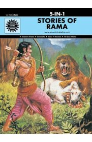 Stories Of Rama  5 in 1