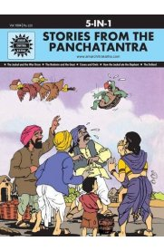 Stories From The Panchatantra  5 in 1