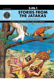 Stories From The Jatakas  5 in 1