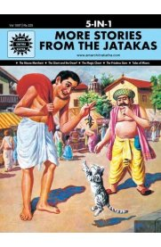 More Stories From The Jatakas  5 in 1