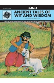 Ancient Tales Of Wit And Wisdom 5 in 1