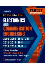 TANCET ME Electronics & Communication Engineering