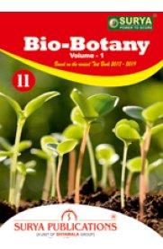 Routemybook - Buy 11th Surya Bio-Botany Guide [Volume-I] by Surya's
