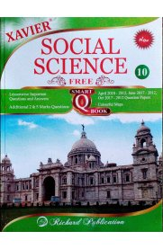 10th Xavier Social Science Guide