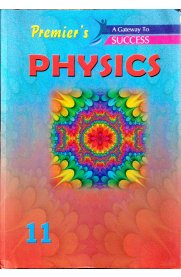 11th Standard Premier's Physics Volume 1 & 2 [2 Volume Book Set]