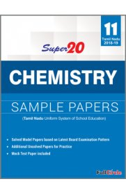 11th Standard Super 20 Sample Papers Chemistry