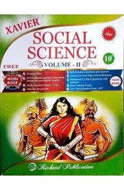 10th social science xavier guide free download pdf