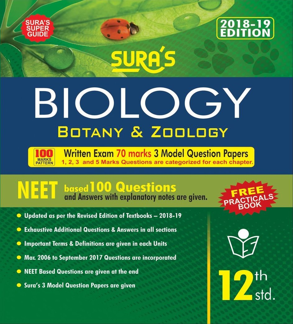 12th Standard Biology Guide