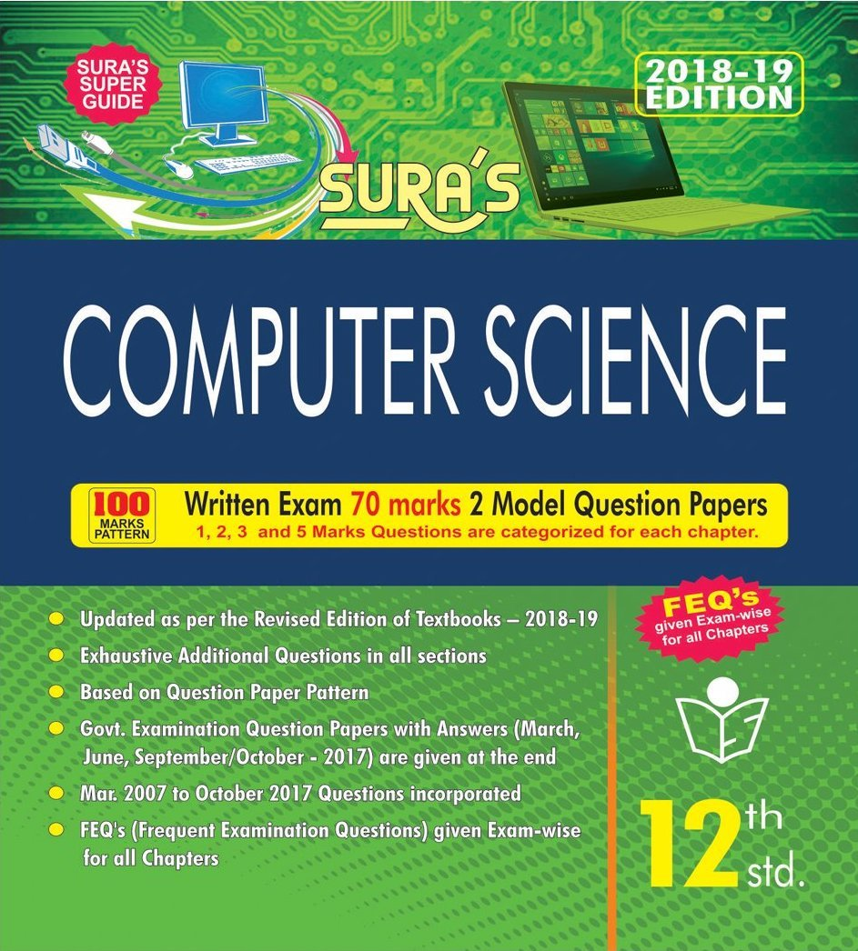 12th Standard Computer Science Guide