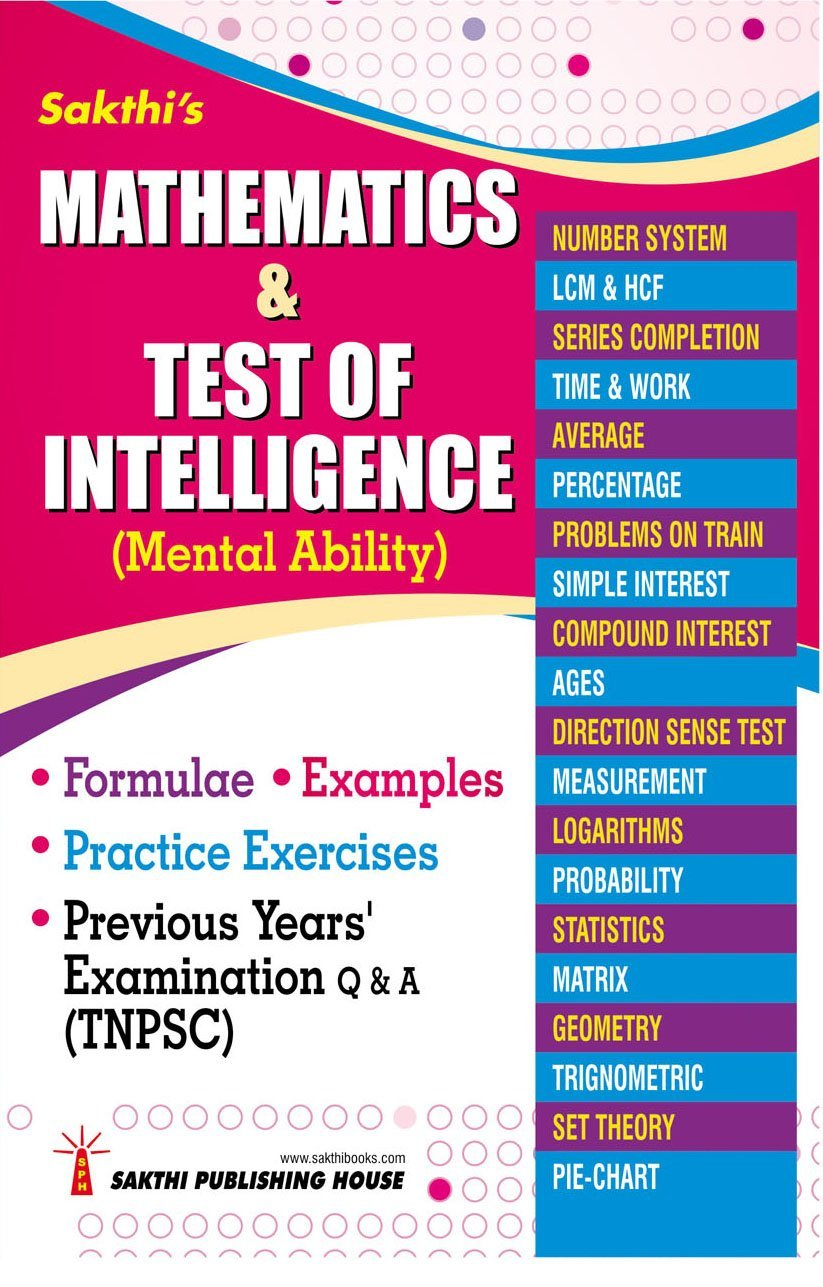 routemybook buy tnpsc mathematics test of intelligence by sakthi 39 s editorial board online at. Black Bedroom Furniture Sets. Home Design Ideas