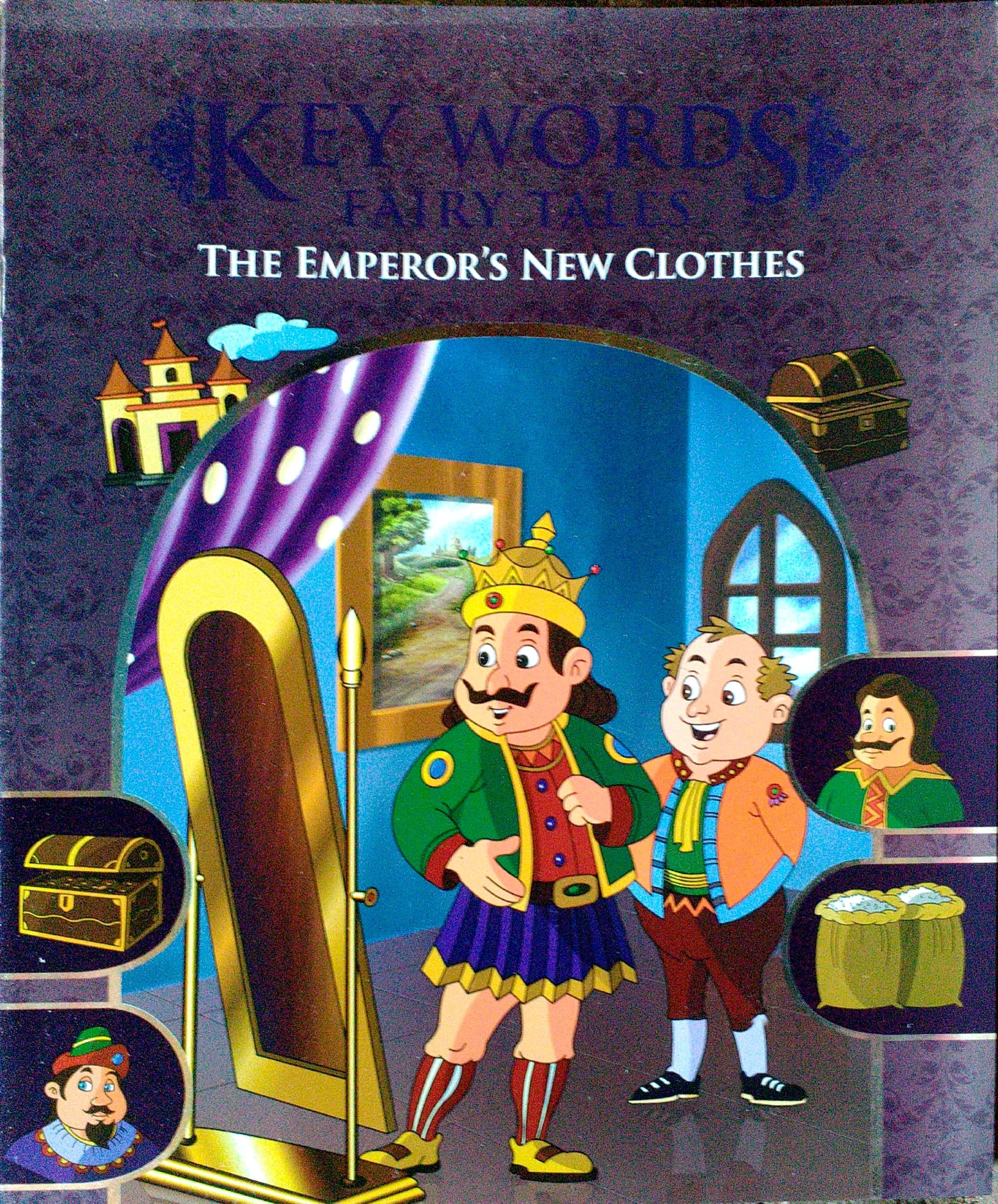 Routemybook Buy Key Words Fairy Tales The Emperors New Clothes Emperor