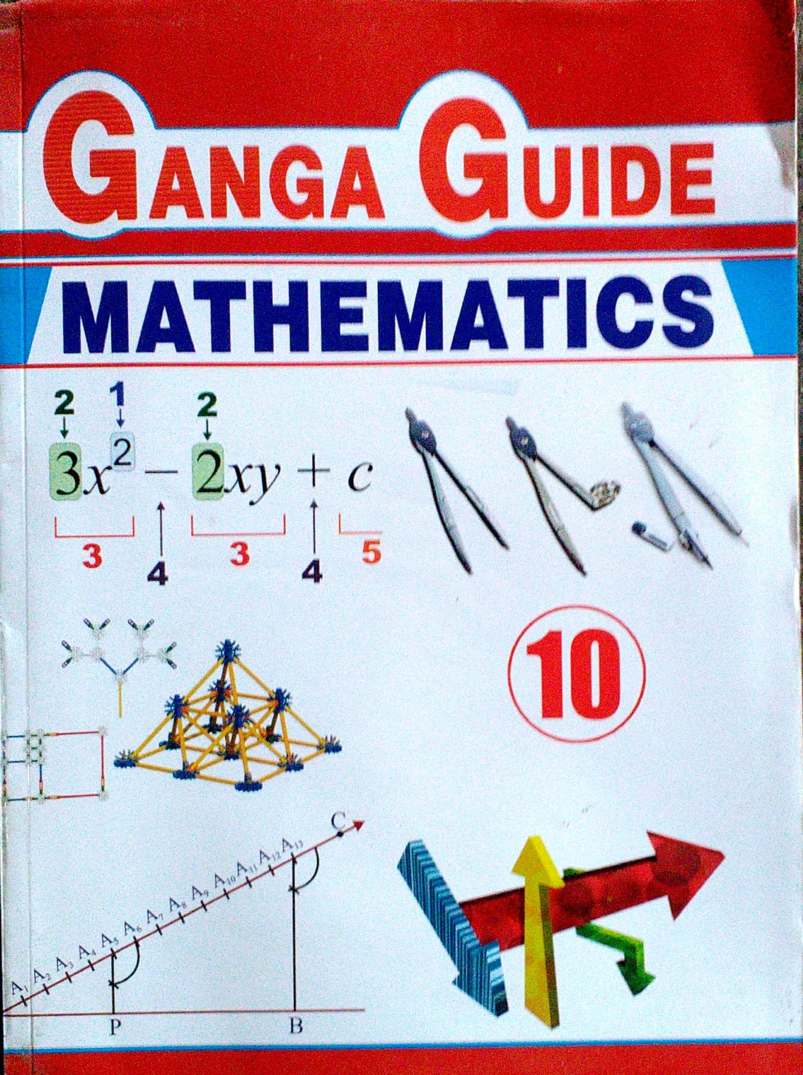 routemybook buy 10th ganga mathematics guide by ganga s editorial rh routemybook com