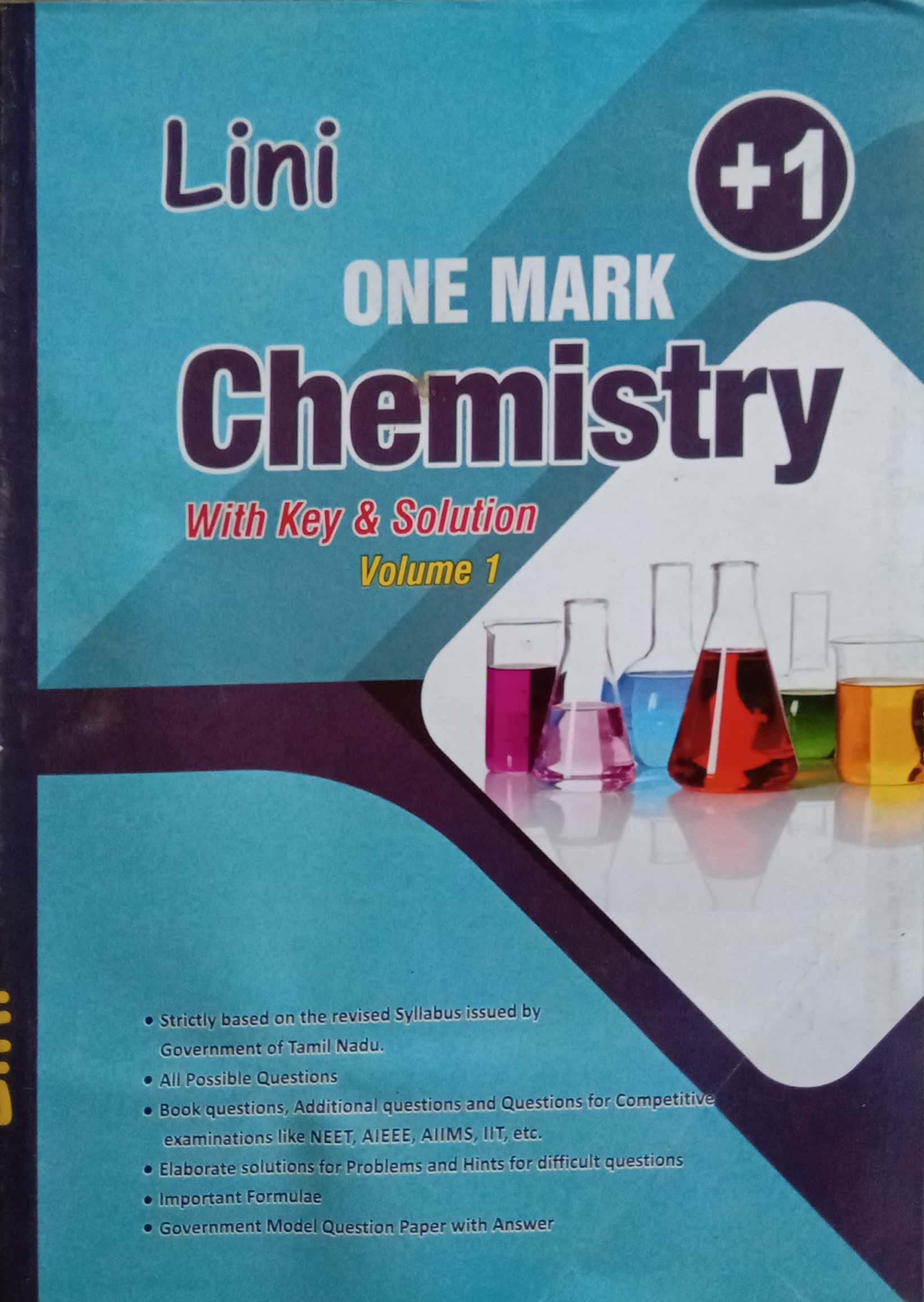 Routemybook - Buy 11th Lini Chemistry 1 Mark Q-Answers ...
