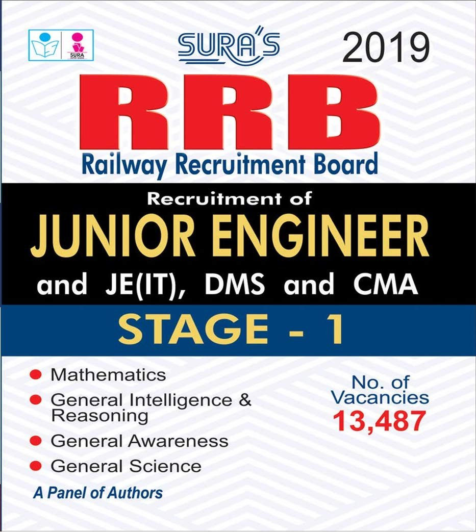 Routemybook - Buy RRB Junior Engineer JE(IT) DMS and CMA Stage 1
