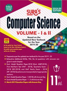 Routemybook - Buy 11th Standard Computer Science Guide [Based on New