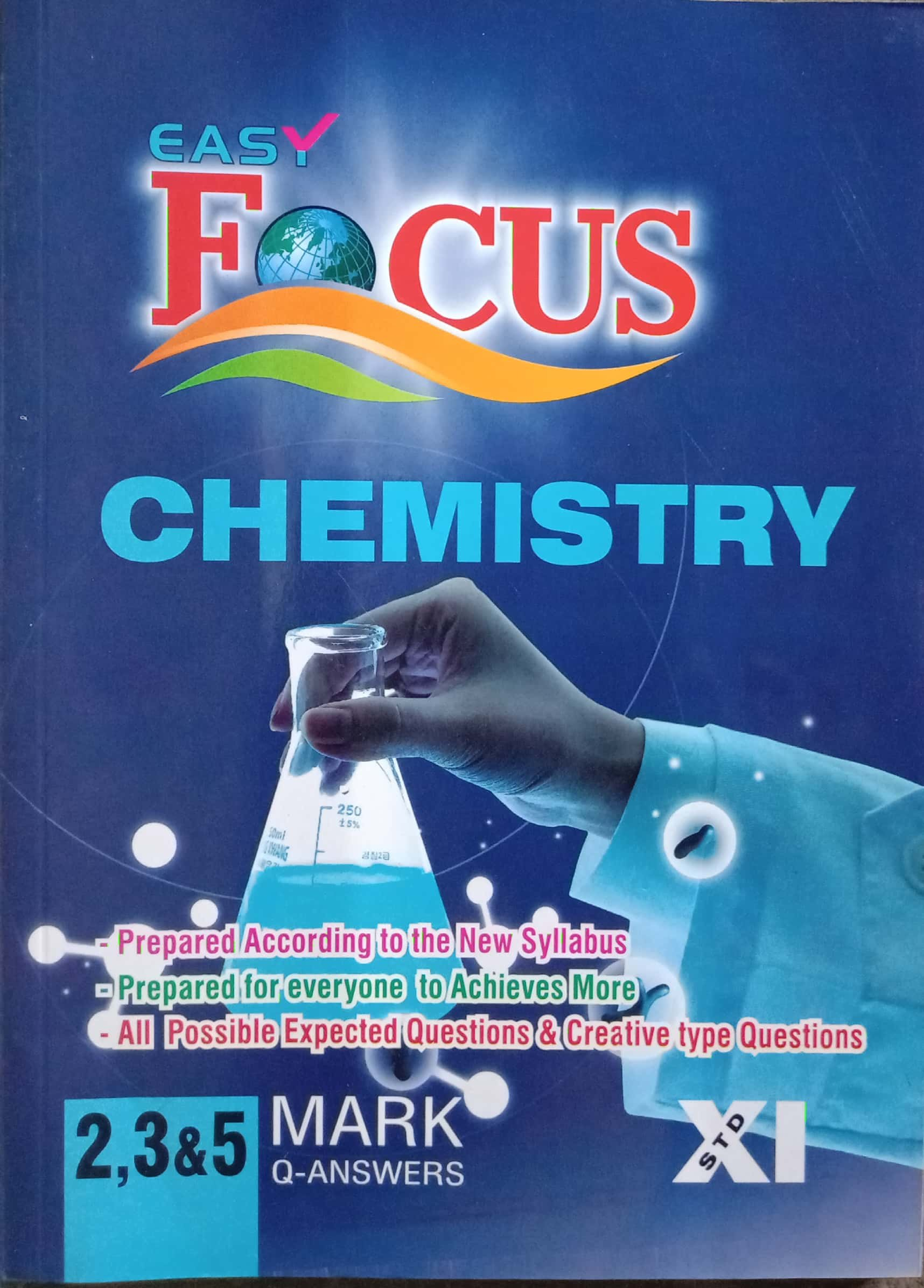 Routemybook - Buy 11th Focus Chemistry Complete Guide [2,3 ...